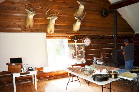 Lynis residence interior