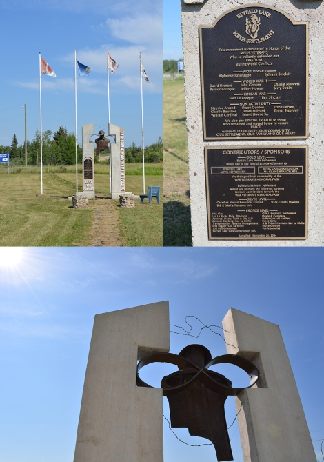 buff lake war memorial