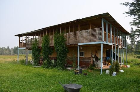 harry house angle shot