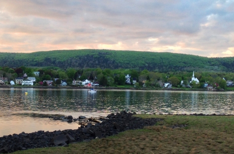 Beautiful Annapolis Royal, Nova Scotia (Photo: D Fortin)