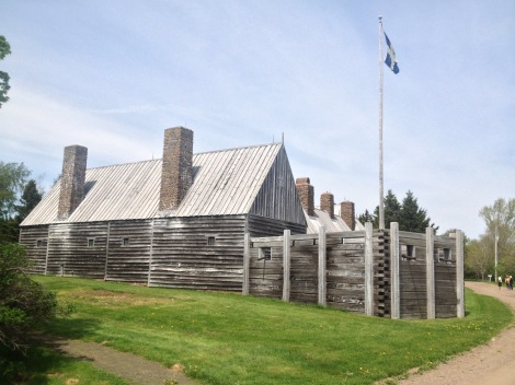 Port Royal National Historic Site of Canada (Photo: D Fortin)