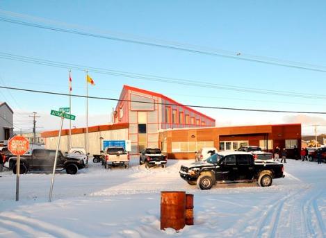 Nunavut Trades Training Centre.