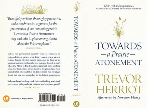 cover of Prairie Atonement